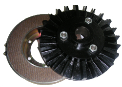 Continous Slip Type Tension Control Brakes and Clutches